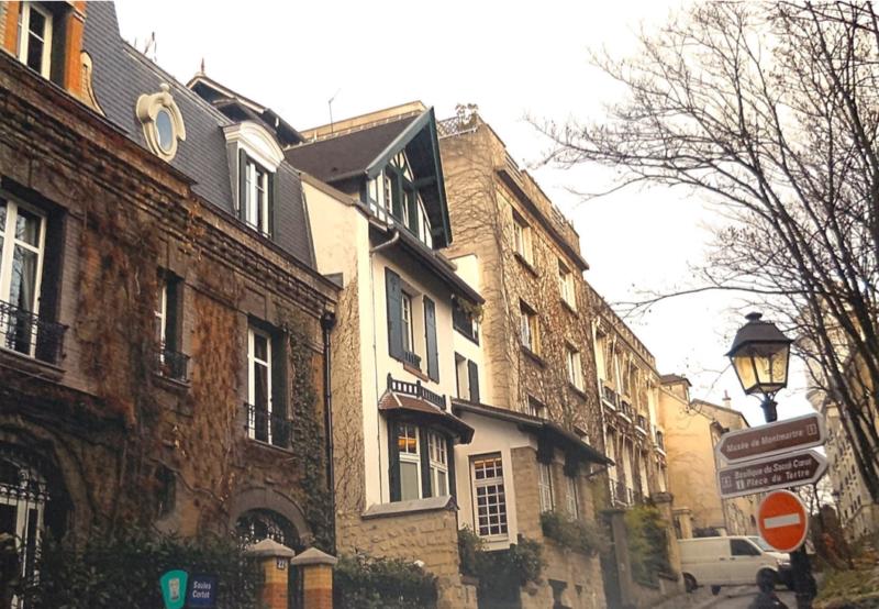 はじめてのフランス・パリに欠かせないおすすめエリア!モンマルトル界隈