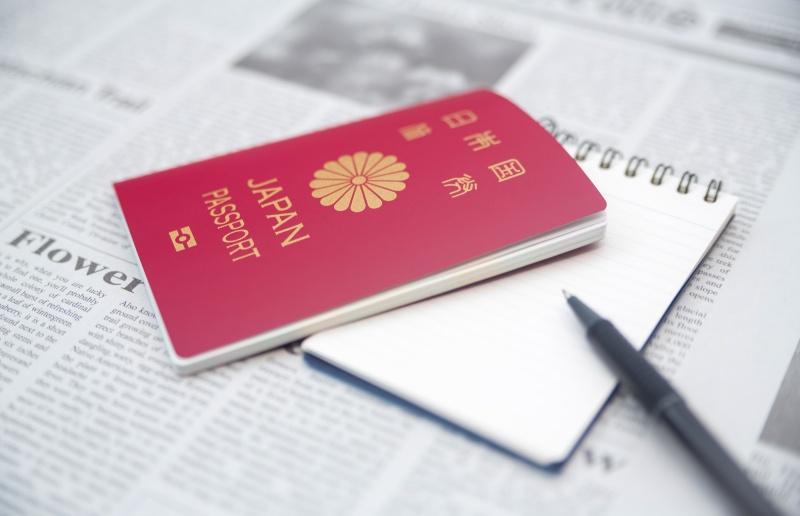 パスポート画像