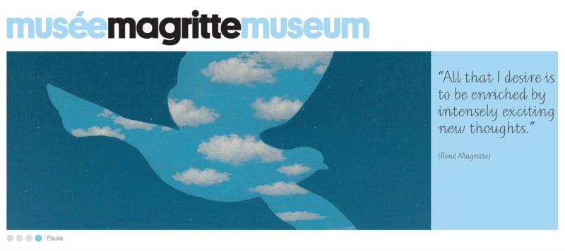 マグリット美術館
