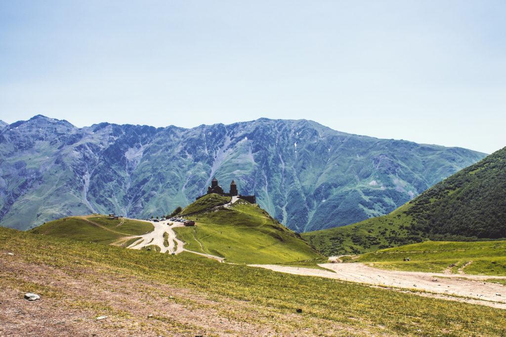 カズベキ山